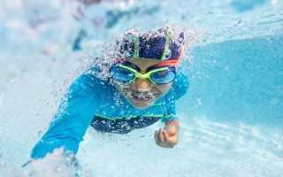 Как научить ребенка не бояться воды