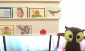 Звук и буква А – конспект индивидуального логопедического занятия