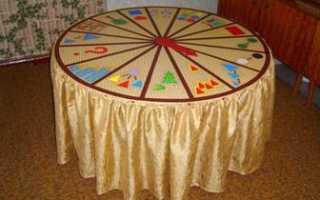 Пособие 'Волшебный стол'