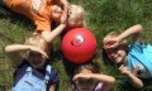 Развитие физической силы у детей дошкольного и школьного возраста