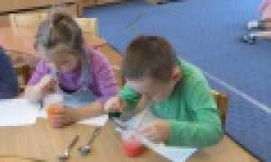 Конспект занятия на развитие фонематического восприятия, фонематического слуха