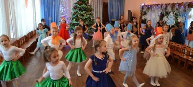 Новый год в детском саду: сценарии новогоднего утренника в первой младшей, второй младшей, средней, старшей и подготовительной группах