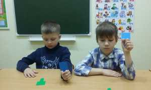 Звуки С – СЬ. Буква С – конспект фронтального занятия