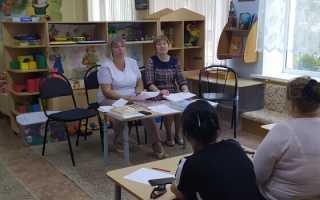 Роль родителей в коррекционной работе по исправлению речевых нарушений