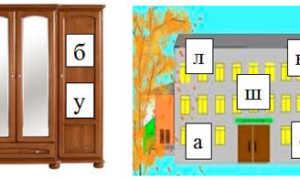 Конспект фронтального логопедического занятия – Тема: Звук и буква Ш