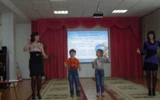 Профилактика речевых нарушений у детей дошкольного возраста