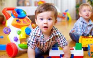 Речевое развитие детей второго года жизни в условиях дома ребенка