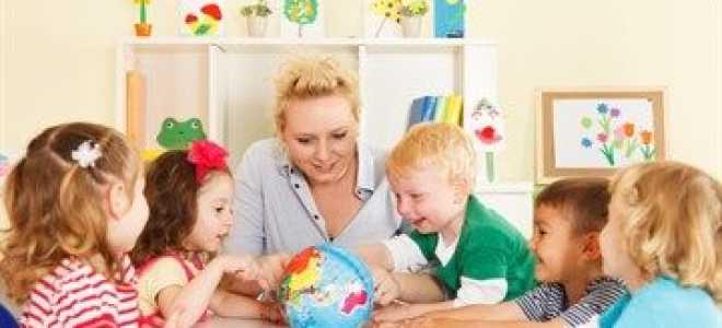 Детский сад комбинированного вида: что это значит, чем отличается от обычного