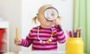 Развитие познавательной активности детей