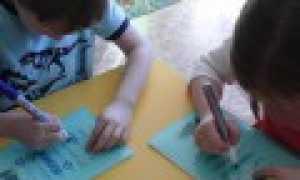 Работа со стихотворным текстом – конспект фронтального логопедического занятия с группой детей ОНР