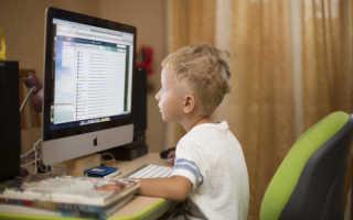 Компьютер и дети – за и против