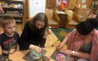 Конспект НОД для детей с ОНР подготовительной к школе группы: Космические помощники