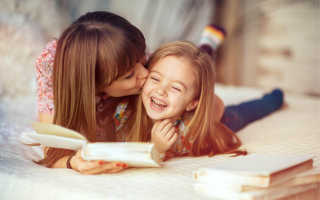 Какие книги читать ребёнку от 0 до 3-х лет