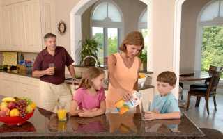 Здоровый образ жизни (ЗОЖ) для детей: как привить