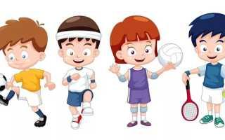 Интеграция речевого и физического развития ребенка дошкольного возраста
