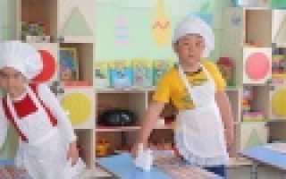 Организация продуктивного диалога в старшем дошкольном возрасте
