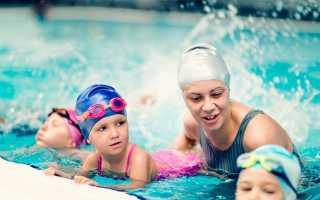 Как научить ребенка плавать в 1, 2, 3, 4, 5, 6, 7, 8, 9, 10 лет