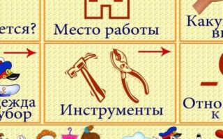 Домашние задания логопеда по лексической теме Профессии