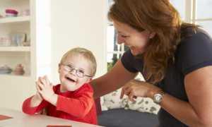 Особенности и возможности социальной адаптации детей с синдромом Дауна