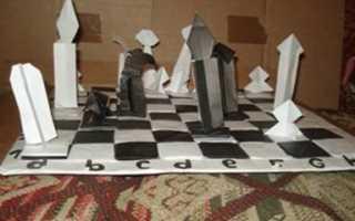 Оригами в развитии ребенка с ОВЗ